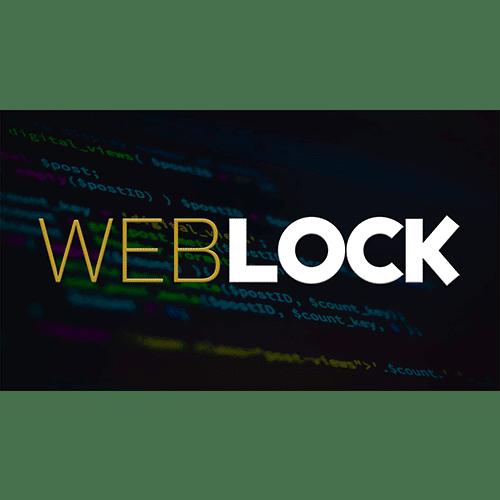 weblock